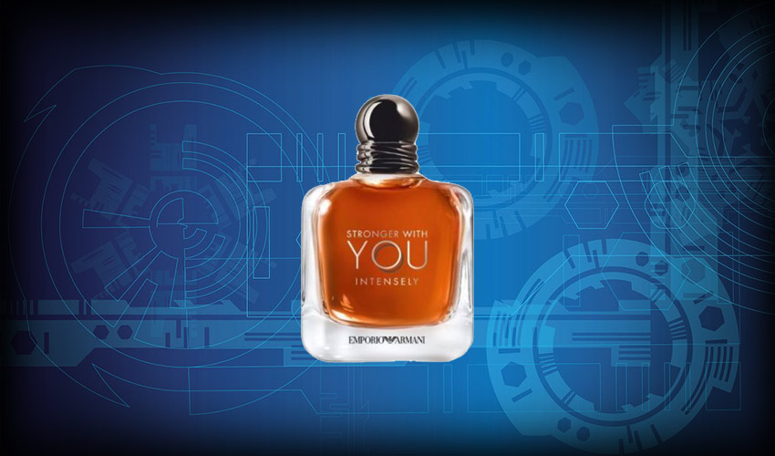 armani stornger with you intensely