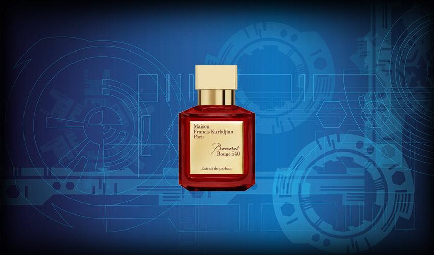 parfum de nisa baccarat rouge